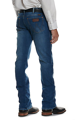 Wrangler Retro Premium Men's Stretch Denim Jeans