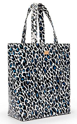 Consuela Lola Leopard Print Basic Grab N Go Bag