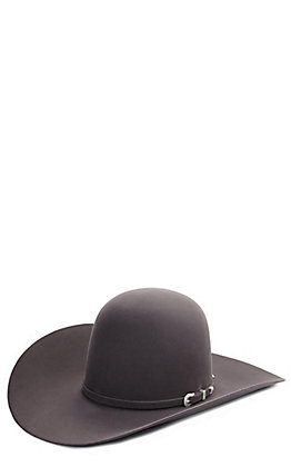 American Hat 7X Steel Open Crown Felt Cowboy Hat