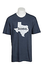 Men's Navy Texas Home T-Shirt