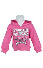 Cowgirl Hardware Infant Pink Cowgirl Princess Hoody