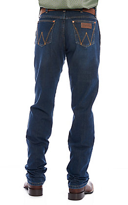 Wrangler Retro Rooted Collection Men's Texas Slim Fit Jeans