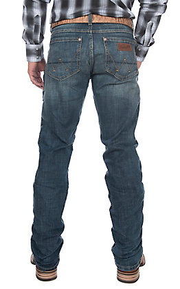 Wrangler Retro Men's Slim Straight Jeans
