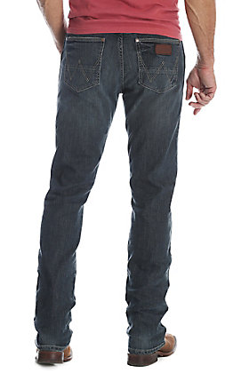 Wrangler Retro Men's Jerome Slim Straight Leg Jeans