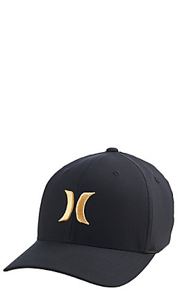 Hurley One and Only Black and Melon Drifit Cap