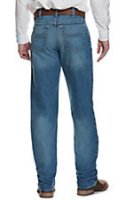 Cinch Men's Black Label 2.0 Medium Stonewash Jean 90633006