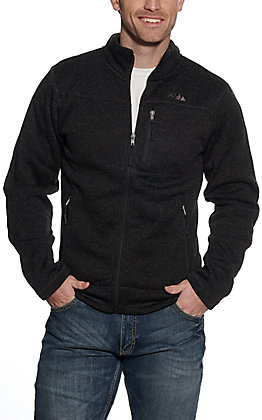 Powder River Outfitters by Panhandle Men's Black Performance Jacket