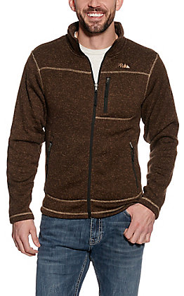Powder River Outfitters by Panhandle Men's Brown Performance Jacket