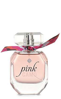 Tru Fragrance Women's Pink Camo Perfume