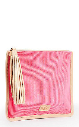 Consuela Anything Goes Pinkie Corduroy Pouch
