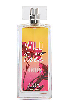PBR Women's Wild and Free Sunset Haze Hair & Body Perfume