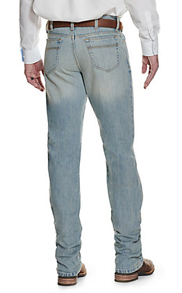 Cinch White Label Light Stonewash Relaxed Fit Jeans