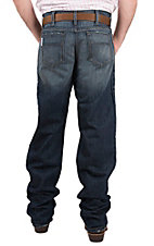 Cinch Men's White Label Dark Wash Jeans