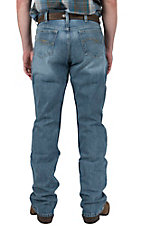 Cinch Men's Light Wash Dooley Mid Rise Boot Cut Jeans 93034007