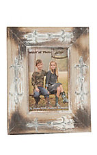 M&F Decorative Wooden 4x6 Picture Frame