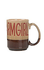 Western Moments Farmgirl Oversized Mug