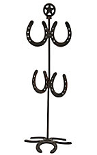 M&F Western Products Horseshoe Mug Rack