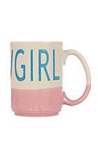 Western Moments Cowgirl Oversized Mug