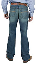 Cinch Carter Medium Stonewash Relaxed Fit Jean - MB96134001