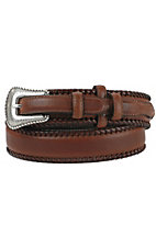 Larry Mahan Tapered Mens Western Belt 9701808