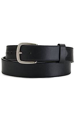 Ariat Men's Downtown Silver Buckle Belt
