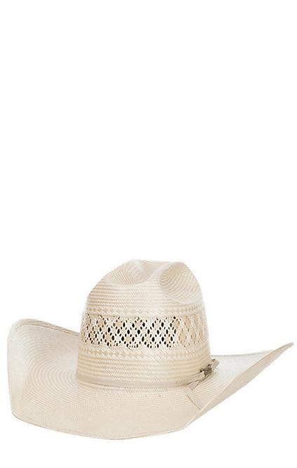 American Hat 15X Two Tone Vent Straw Cowboy Hat