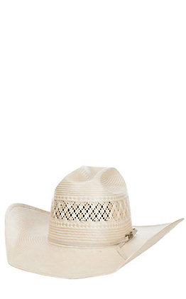 American Hat 15X Two Tone Vent Straw Cowboy Hat