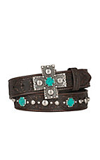 Nocona Women's Cross Western Belt A1517802
