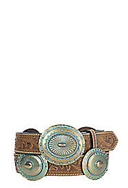 Women's Concho Belts