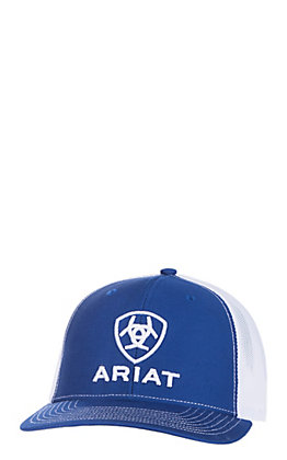 Ariat Men's Center Shield Logo Cap