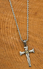 Augus Cross Necklace