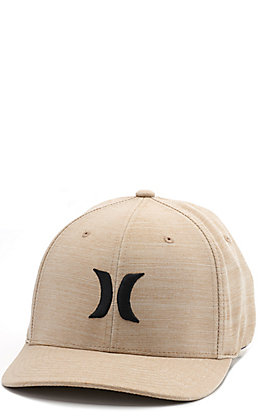 Hurley One and Only Khaki and Black Drifit Cap