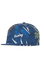 Hurley Men's Seaward Hawaiian Script Cap