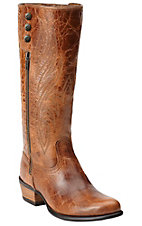Ariat Uproar Women's Gingersnap Fashion R-Toe Boots