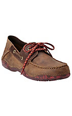 Ariat Rugged West Women's Caldwell Tigerseye Moc Shoe