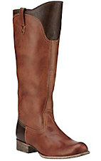 Ariat Paragon Women's Chai & Wicker Tall Round Toe Boots