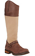 Ariat Sherborne H20 Women's Seal Brown with Tall Wool Upper Round Toe Boots