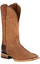 Ariat High Call Men's Dusty Sand Double Welt Square Toe Western Boots