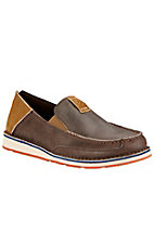 Ariat Men's Earth Brown Cruiser Shoe