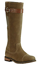 Ariat Women's Stoneleigh H2O Sage Waterproof Round Toe Fashion Boots