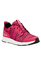 Ariat Women's Pink Stripe Athletic Shoes
