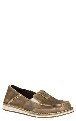 Ariat Cruiser Women's Bomber Brown Casual Shoes