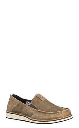 Ariat Men's Cruiser Brown Bomber Casual Shoe