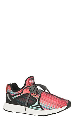 Ariat Women's Southwestern Serape Round Toe Fuse Casual Shoes