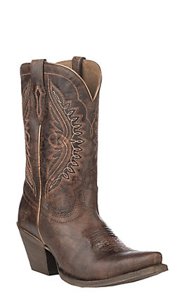 Ariat Women's Cocoa Circuit Stella X Toe Western Boot