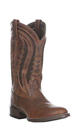 e3ce908526e Shop Ariat Men's Western Boots & Shoes | Free Shipping $50+ | Cavender's