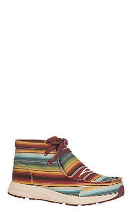 29732987ae0b67 Ariat Women s Serape Lace Up Spitfire Casual Shoe