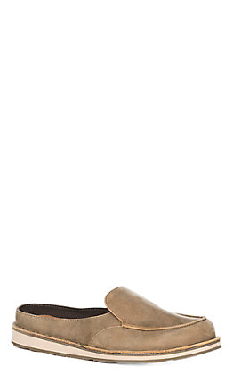 Ariat Cruiser Women's Taupe Slide On Casual Shoes
