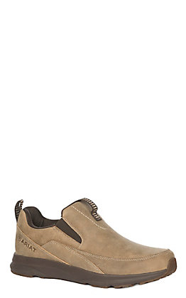 Ariat Men's Brown Bomber Spitfire Slip On Casual Shoe