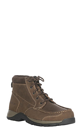 Ariat Men's Dark Brown Edge Hiking Lace Up Boot